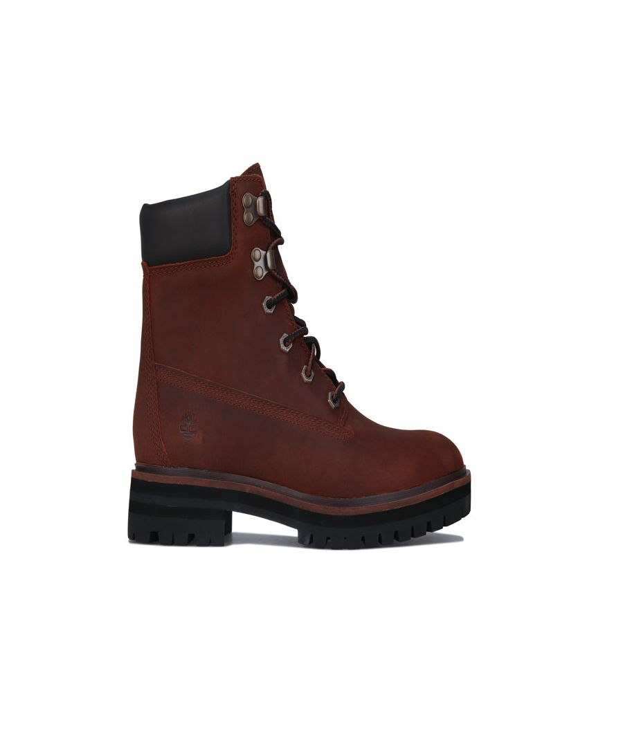 Image for Women's Timberland London Square 6 Inch Boots in Brown