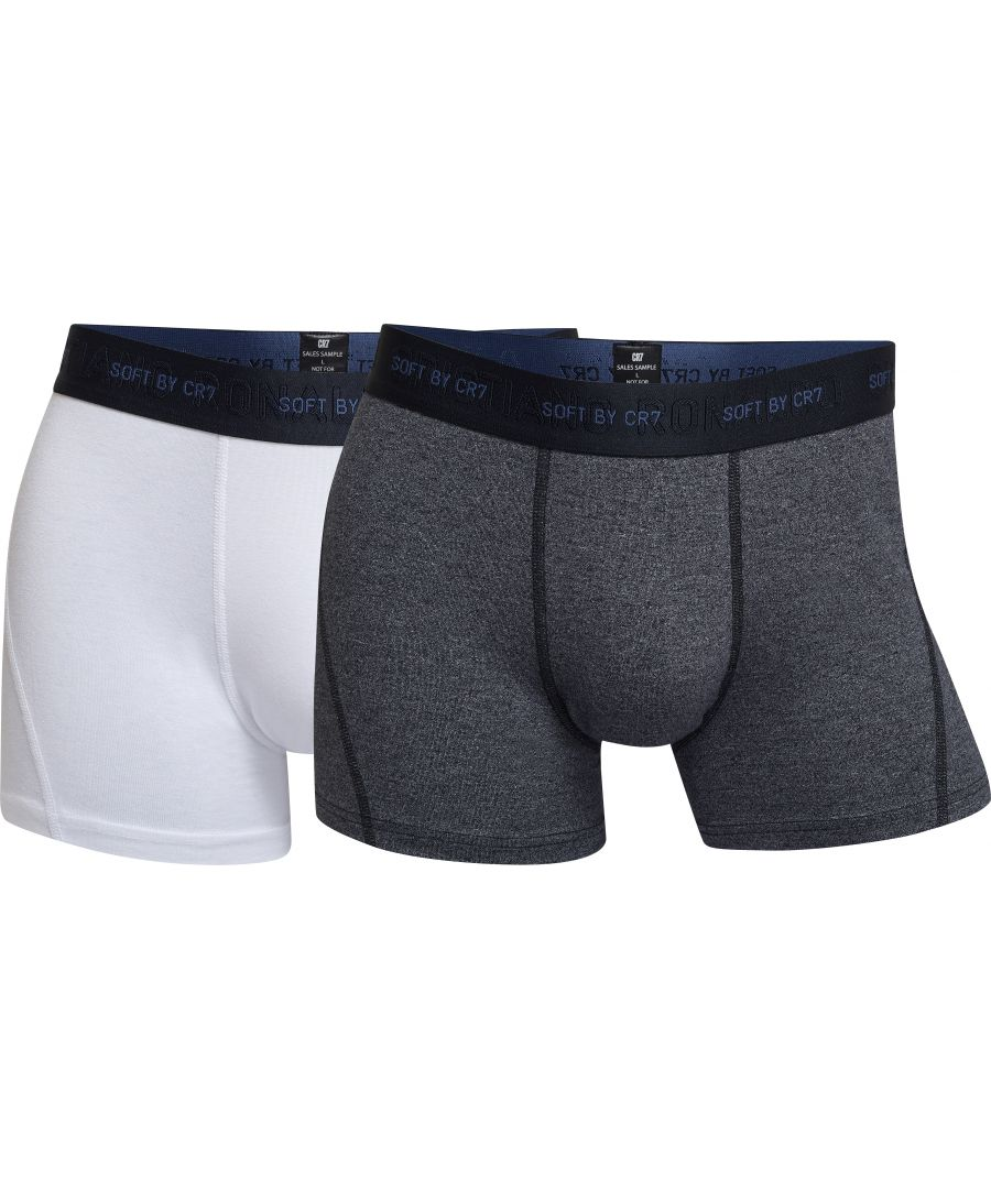 Image for CR7 Bamboo, Trunk 2-pack