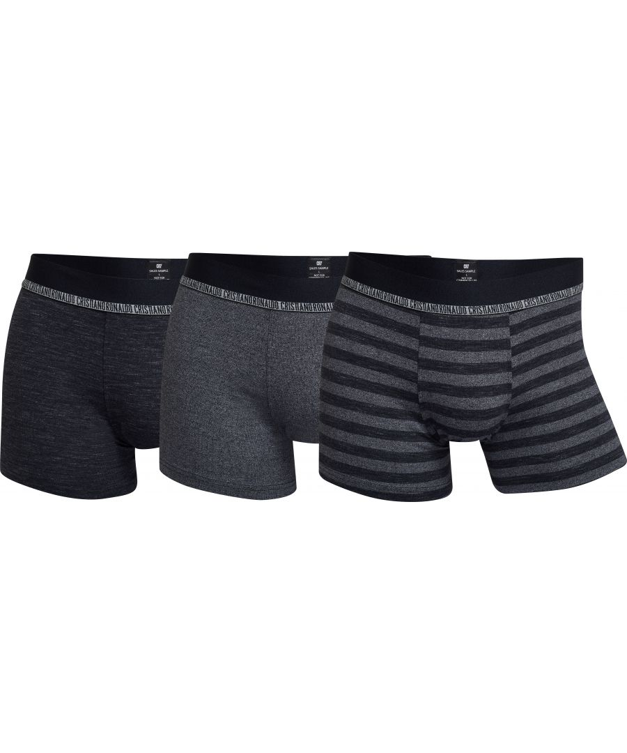 Image for CR7 Bamboo, Trunk 3-pack