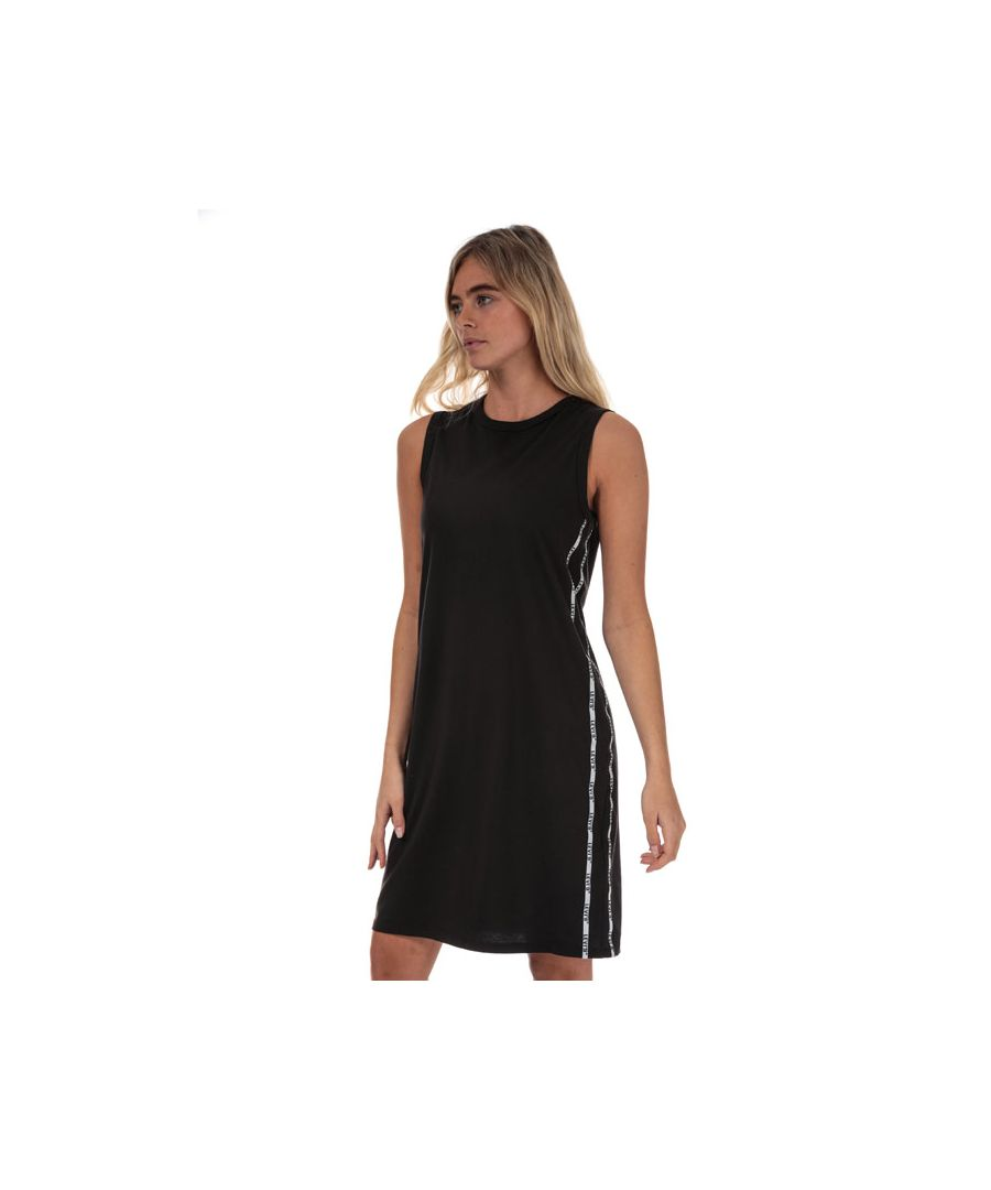 Image for Women's Levis Logo Tape Dress in Black