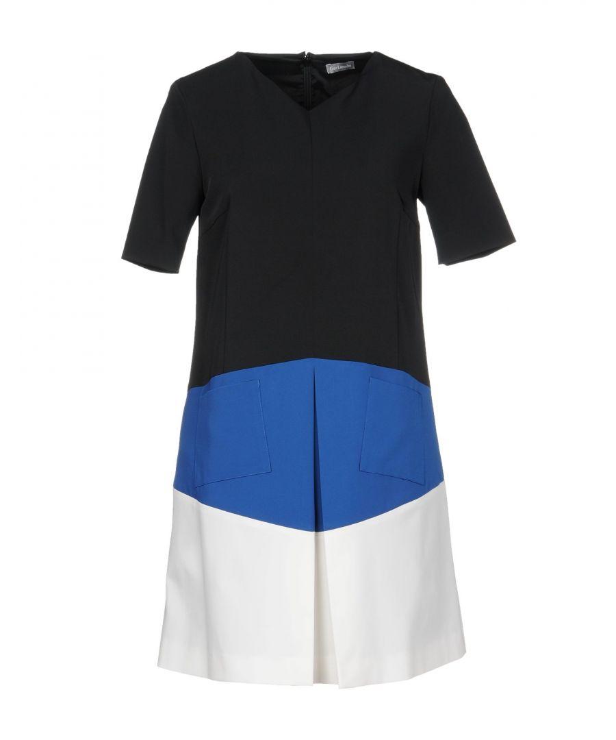 Image for Guy Laroche Colourblock Short Sleeve Dress