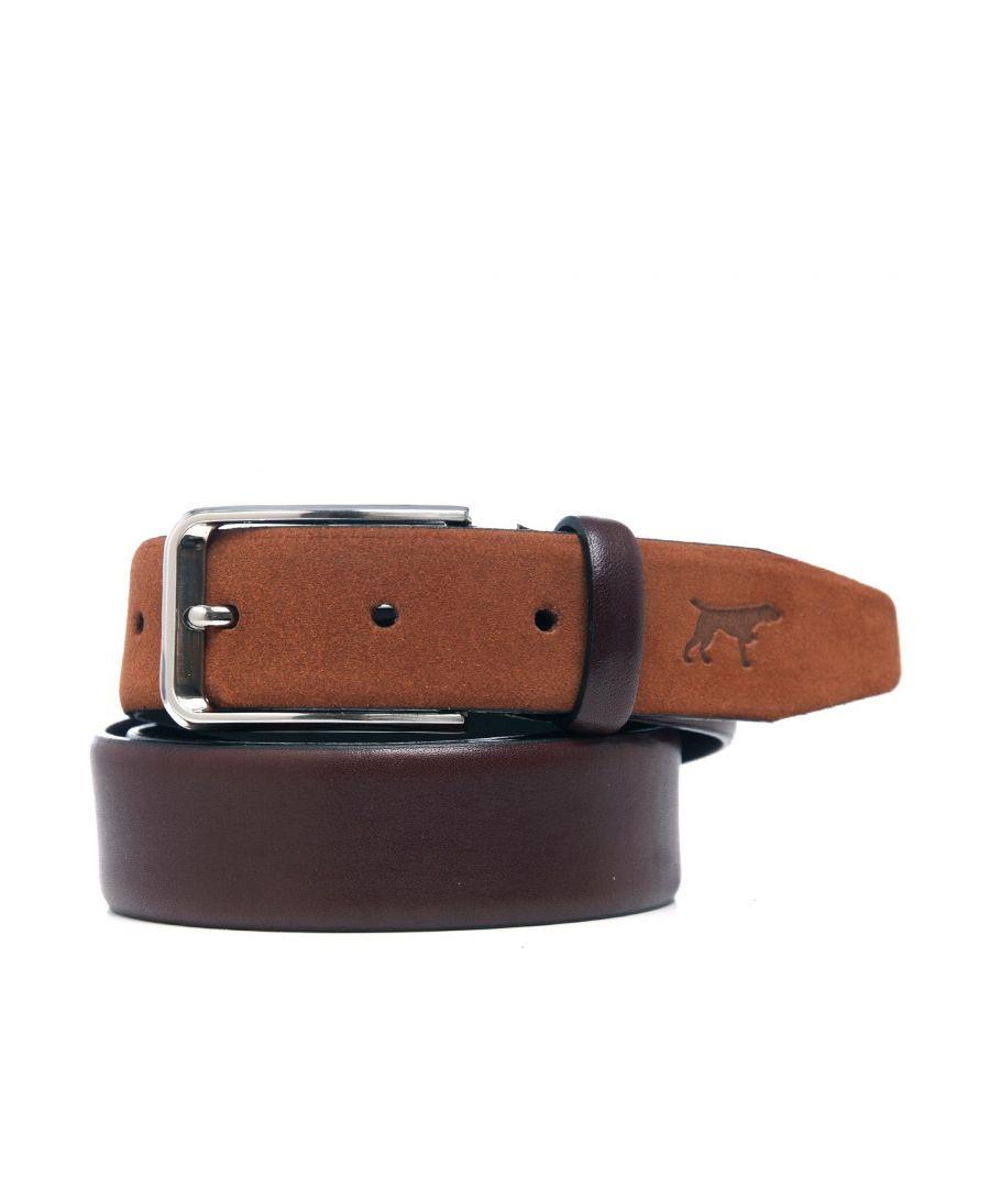 Image for Leather Belt for Men Castellanisimos
