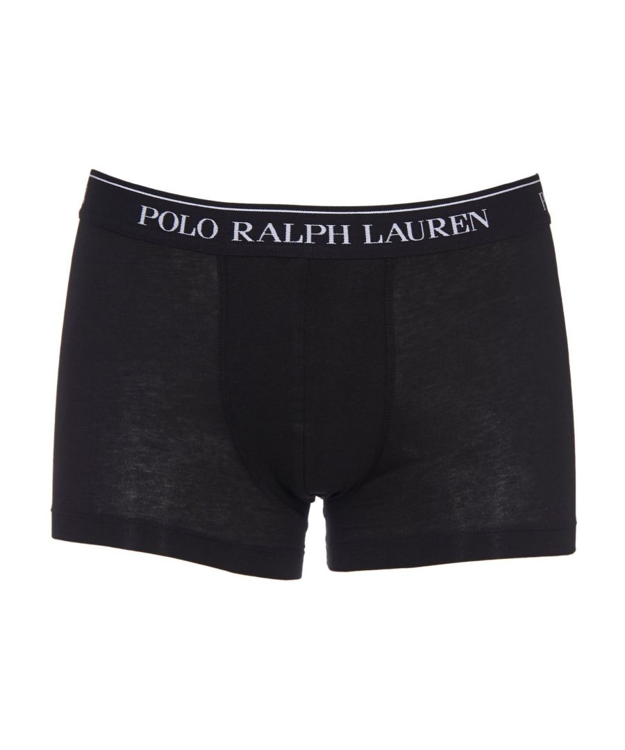 Image for RALPH LAUREN MEN'S 714621926002 BLACK COTTON UNDERWEAR & SWIMWEAR