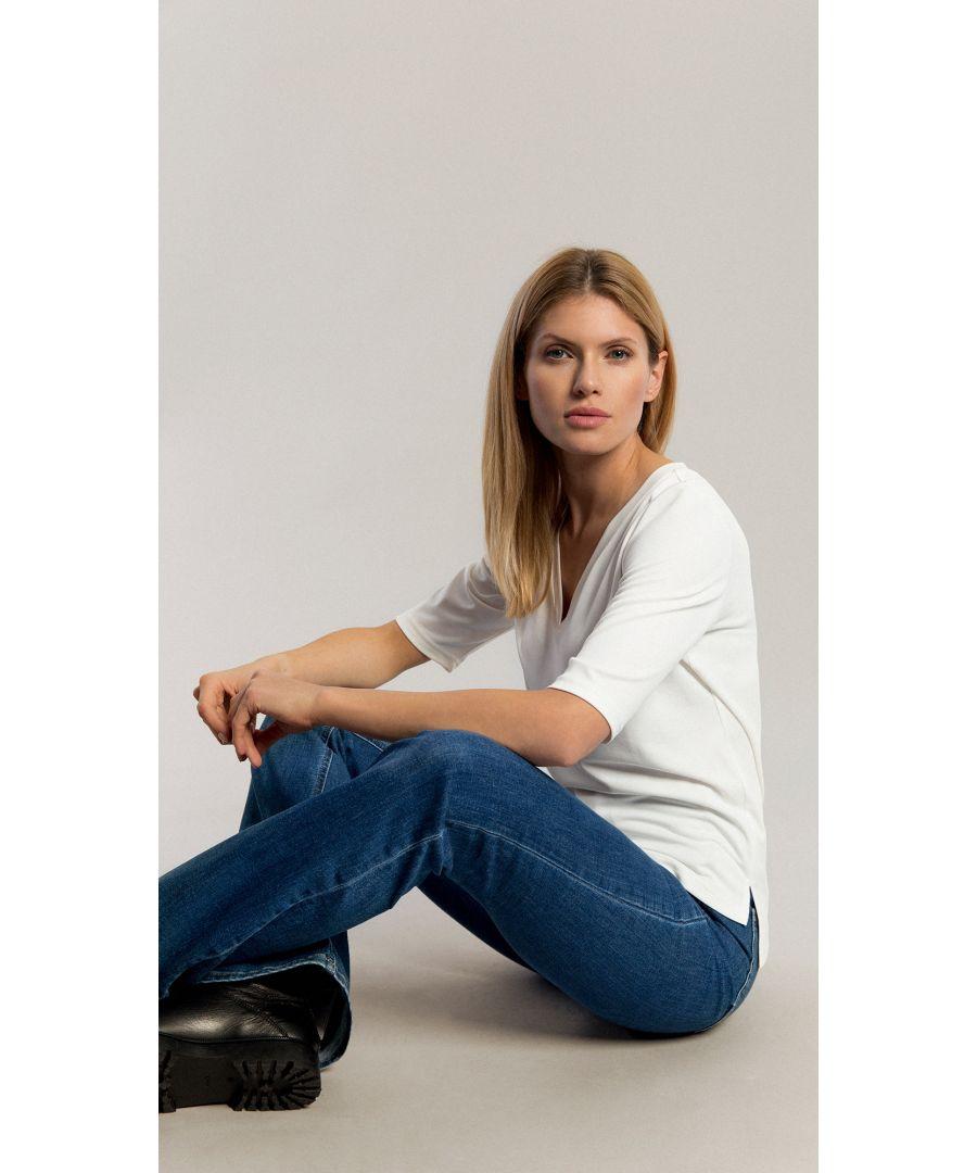 Image for Grace Ecru T-Shirt