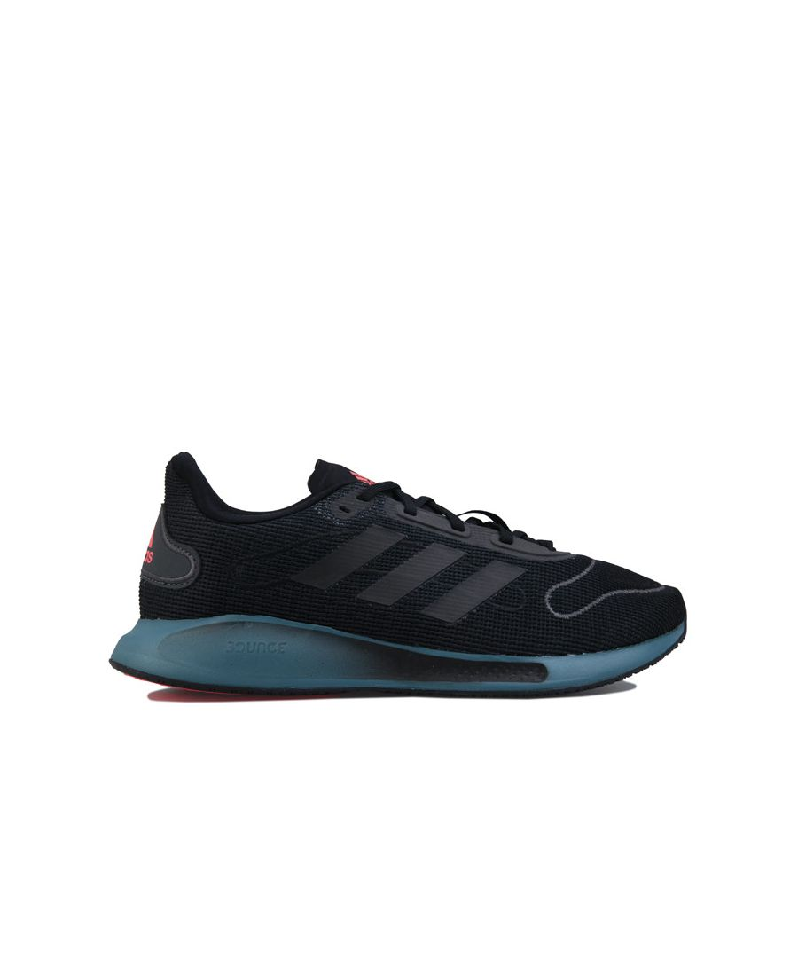 Image for Men's adidas Galaxar Run Running Shoes in Black