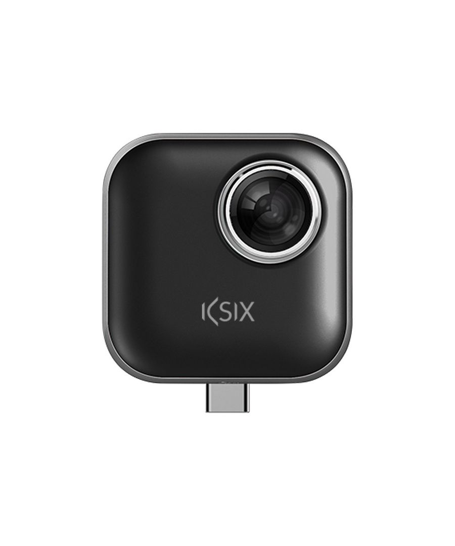 Image for 360º Camera for Smartphone KSIX 3.3 MPX 1080p Black