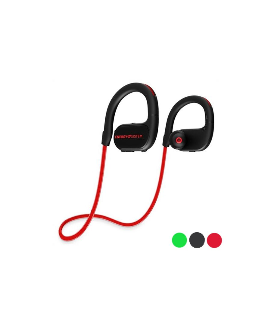 Image for Sports Headphones with Microphone Energy Sistem Running 2 Bluetooth 4.2 100 mAh