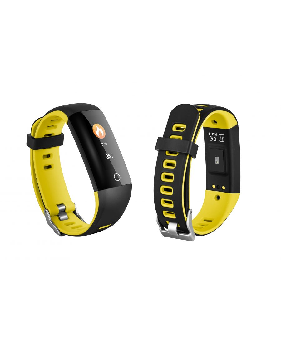 Image for Smartband Smartek HRB-400 Yellow