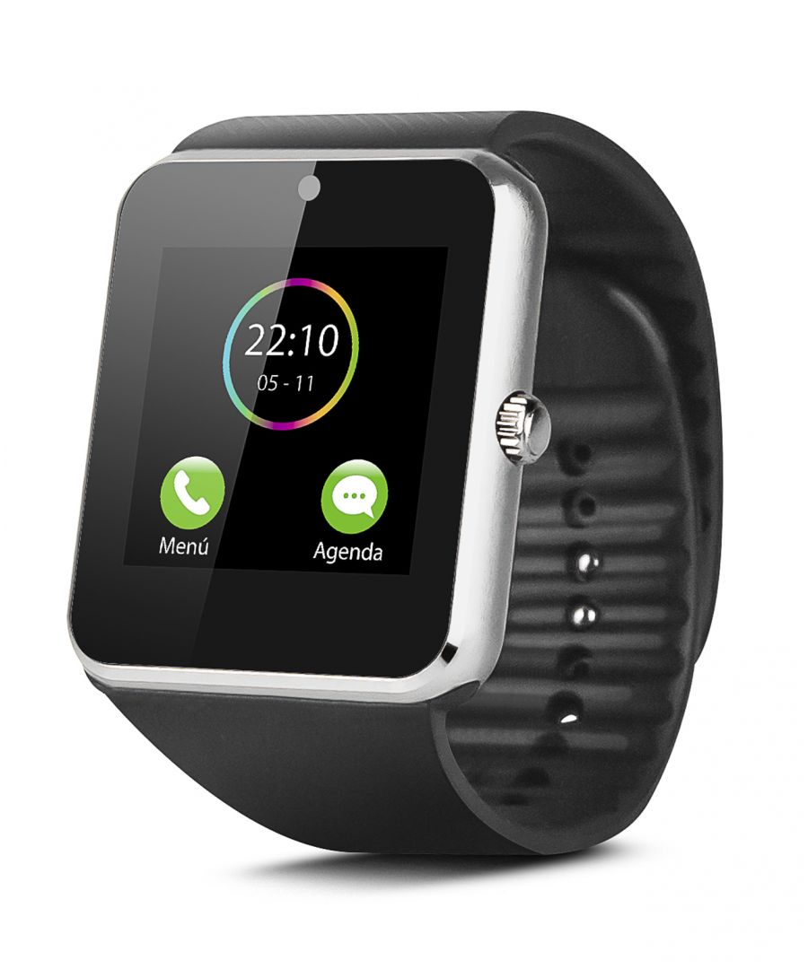 Image for Smartwatch Smartek SW-832 Silver + 16GB SD