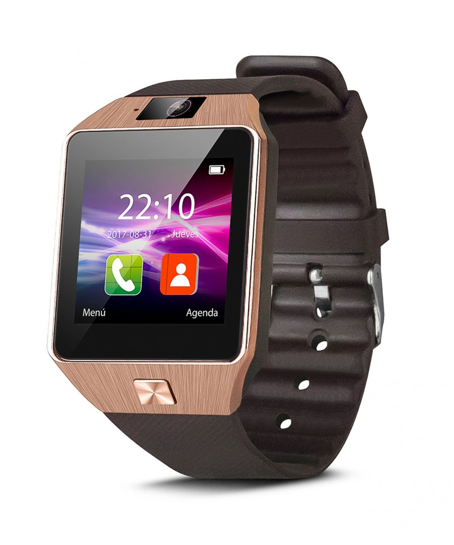 Image for Smartwatch Smartek SW-842 Gold + 32GB SD