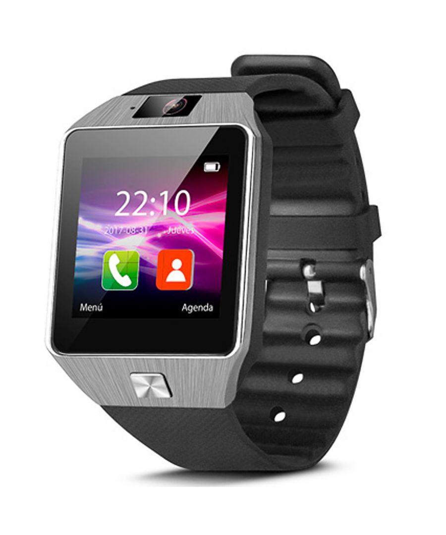 Image for Smartwatch Smartek SW-842 Silver + 32GB SD