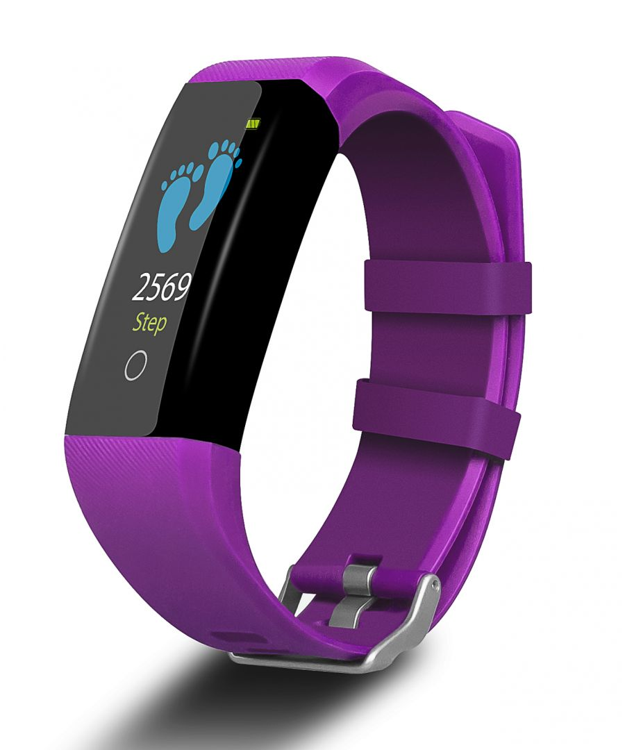 Image for Smartband Smartek HRB-500 Purple