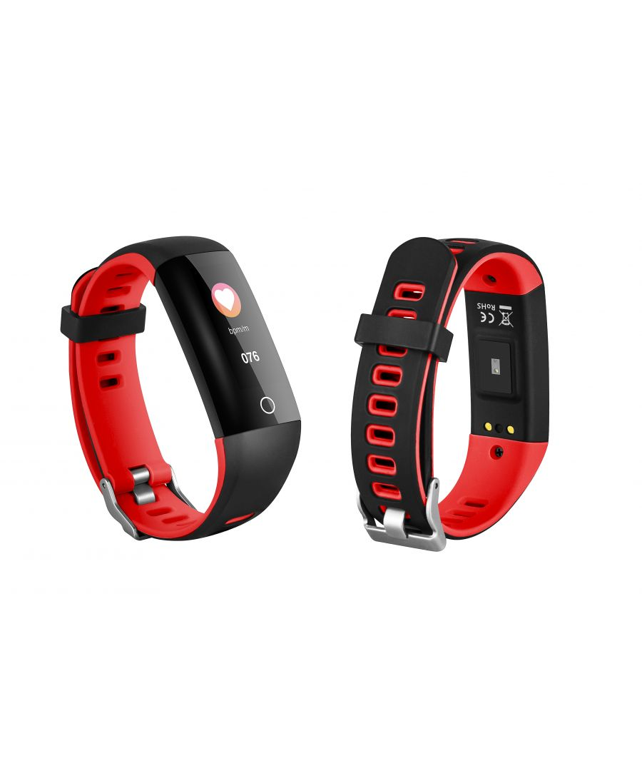 Image for Smartband Smartek HRB-400 Red
