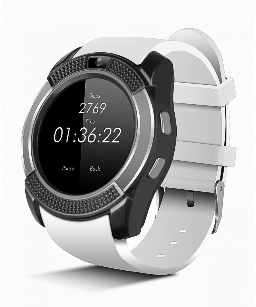 Image for Smartwatch Smartek SW-432 White