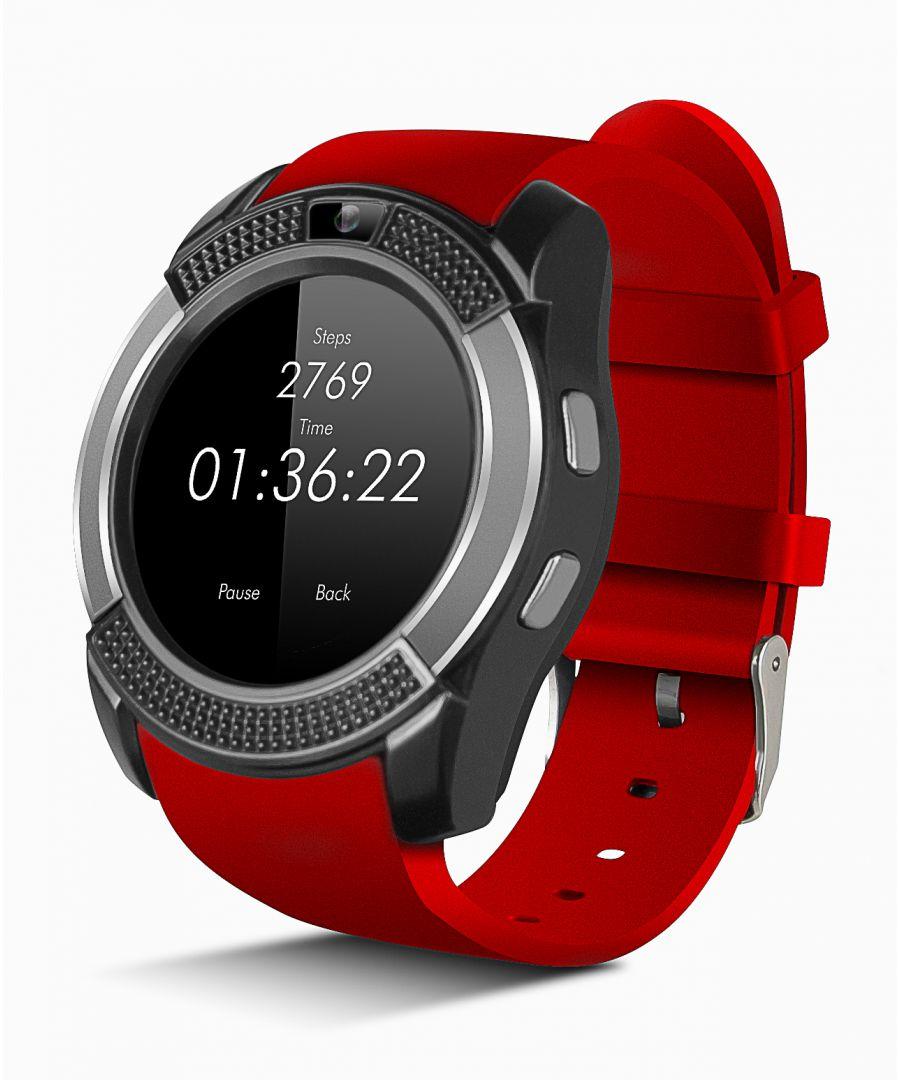 Image for Smartwatch Smartek SW-432 Red