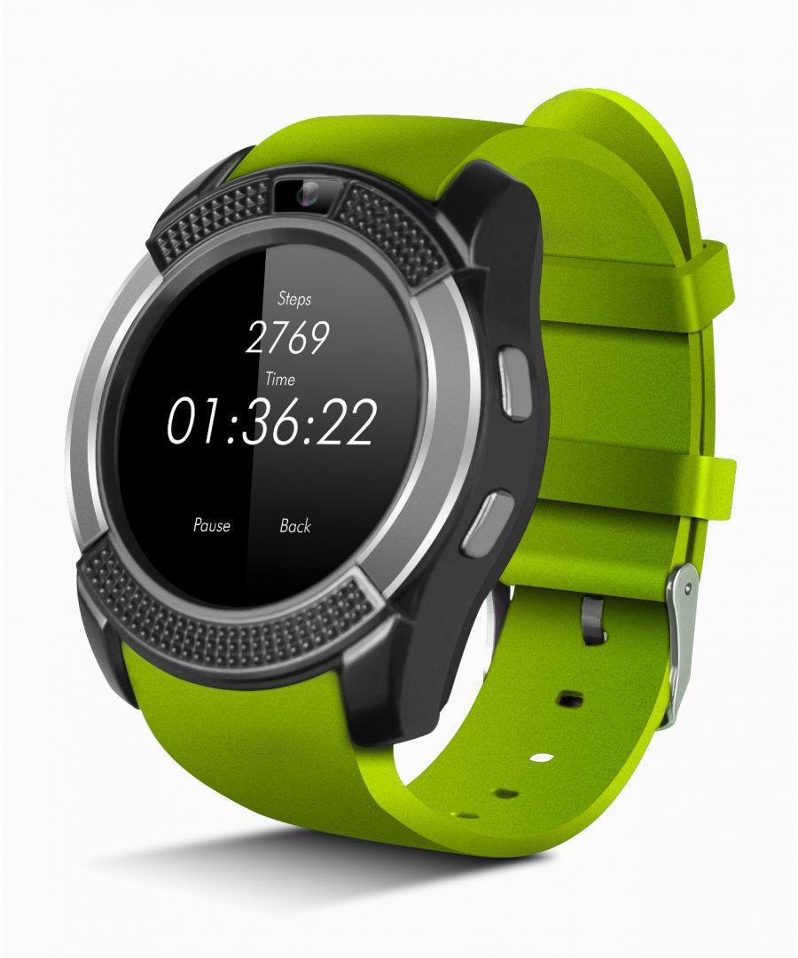 Image for Smartwatch Smartek SW-432 Green 32GB