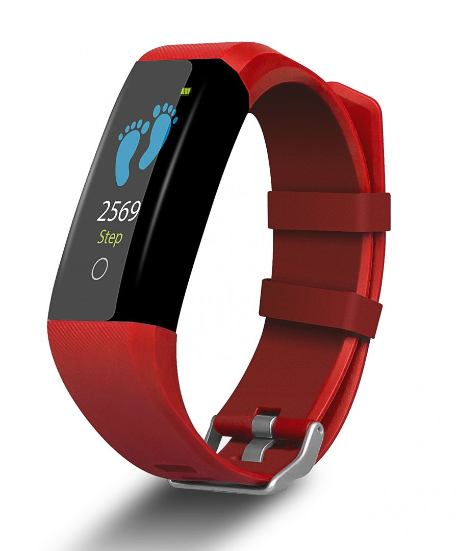 Image for Smartband Smartek HRB-500 Red