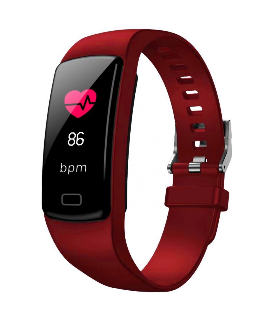 Image for Smartband Smartek HRB-900 Red