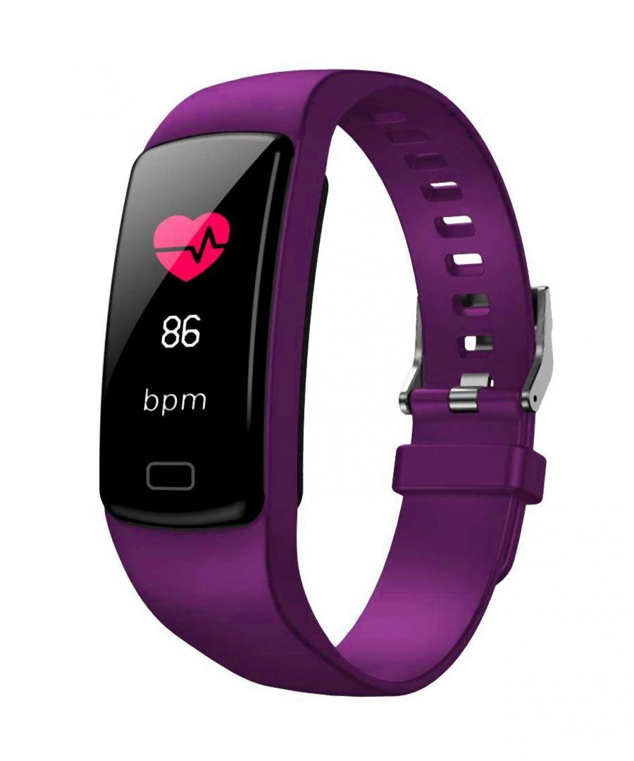 Image for Smartband Smartek HRB-900 Purple