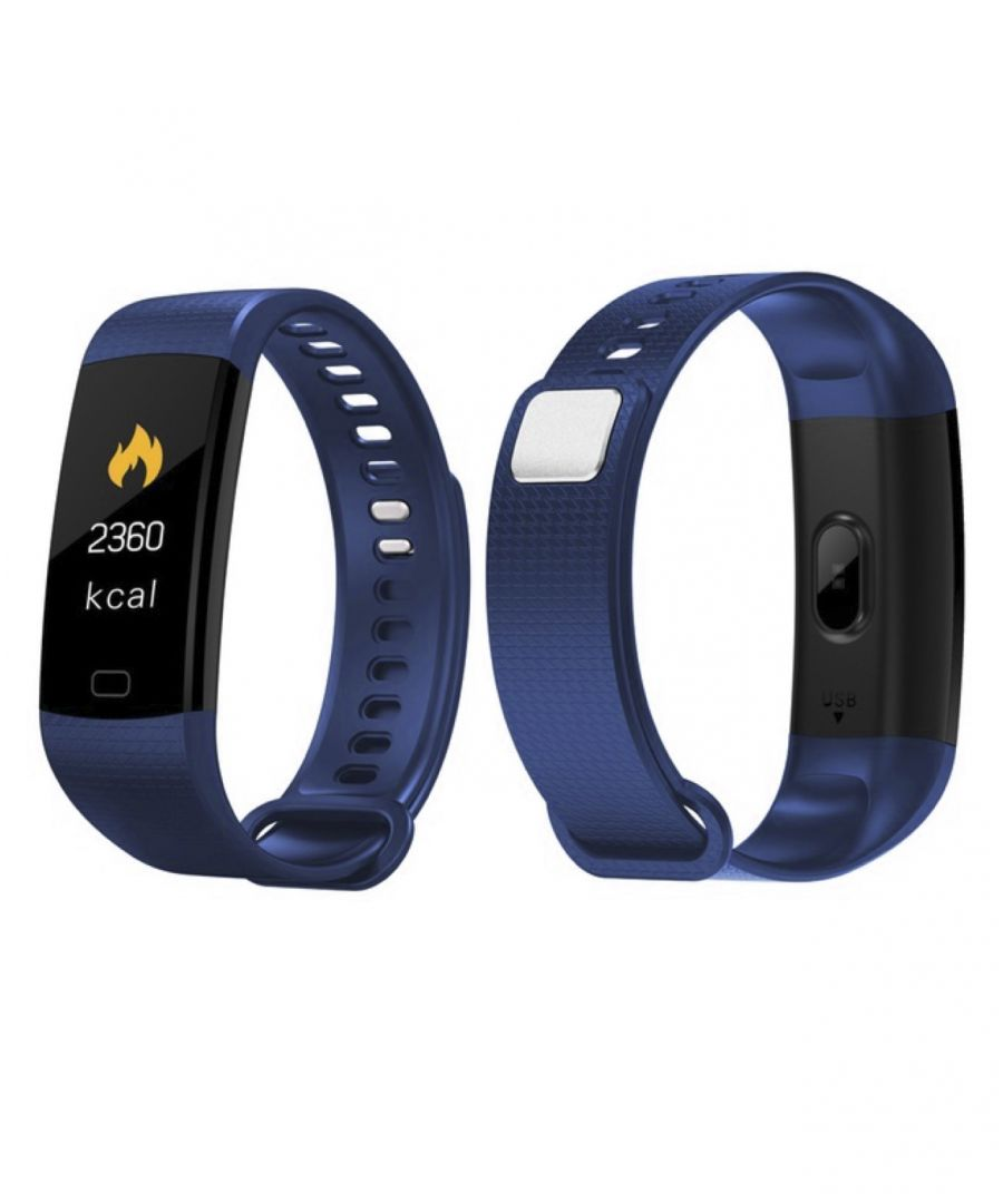 Image for Smartek Smartband HRB-10A Dark Blue