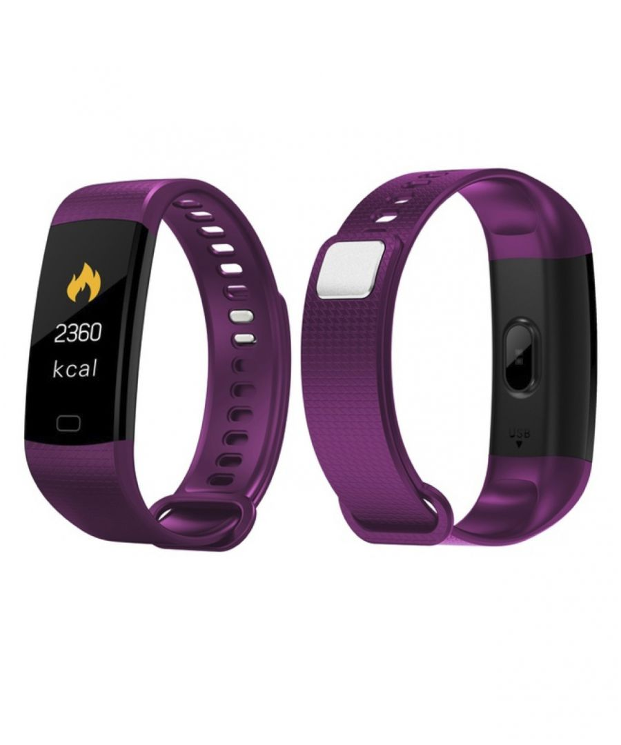 Image for Smartek Smartband HRB-10A Purple