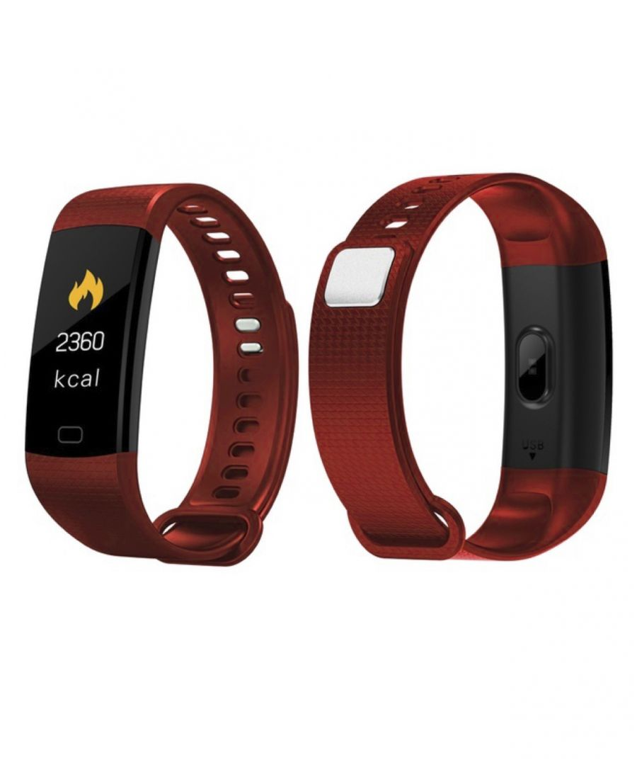 Image for Smartek Smartband HRB-10A Red
