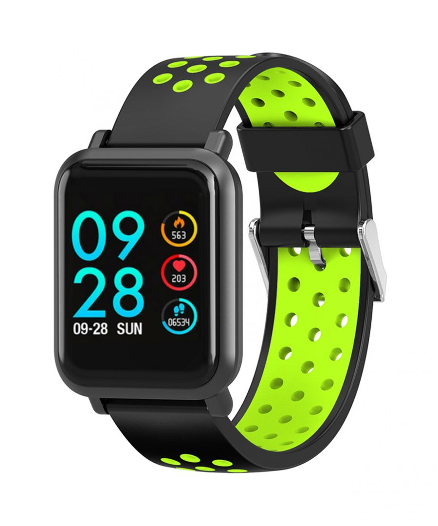Image for Smartwatch Smartek SW-650 Black/Green