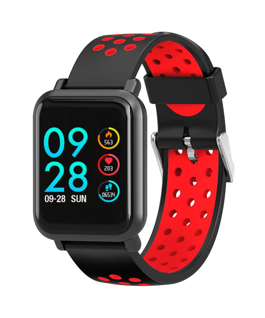 Image for Smartwatch Smartek SW-650 Black/Red