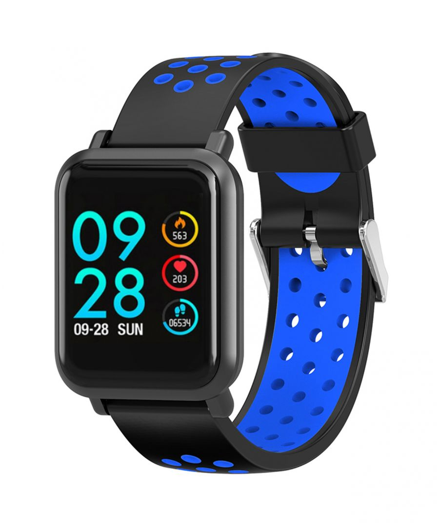 Image for Smartwatch Smartek SW-650 Black/Light Blue