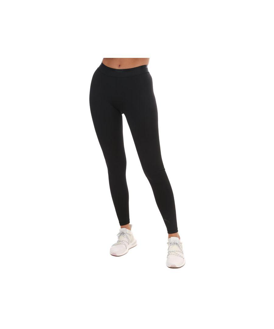 Image for Women's Puma Soft Sports Leggings in Black