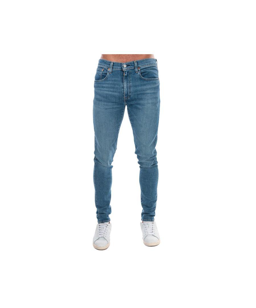 Image for Men's Levis Skinny Taper Amalfi Jeans in Denim