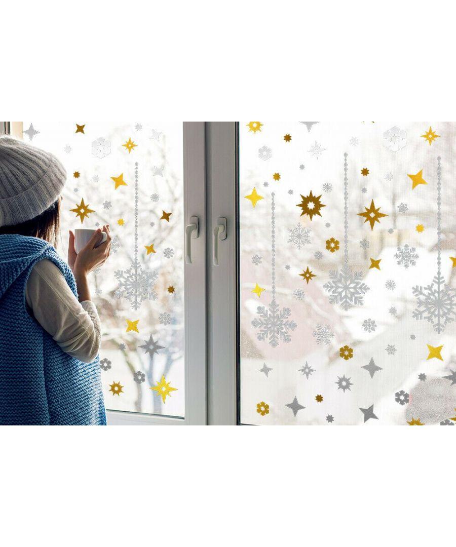 Image for C3W0001 - Luxurious Christmas Snowflakes - WS5301 + WS3328 + WS3325