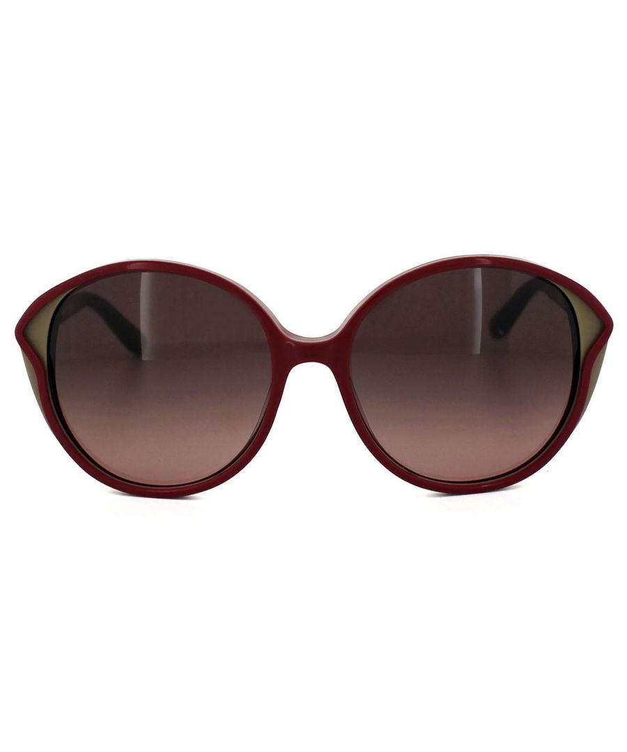 Image for Marc Jacobs Sunglasses 381 FKE DZ Pink Cyclamen Caramel Mauve Gradient