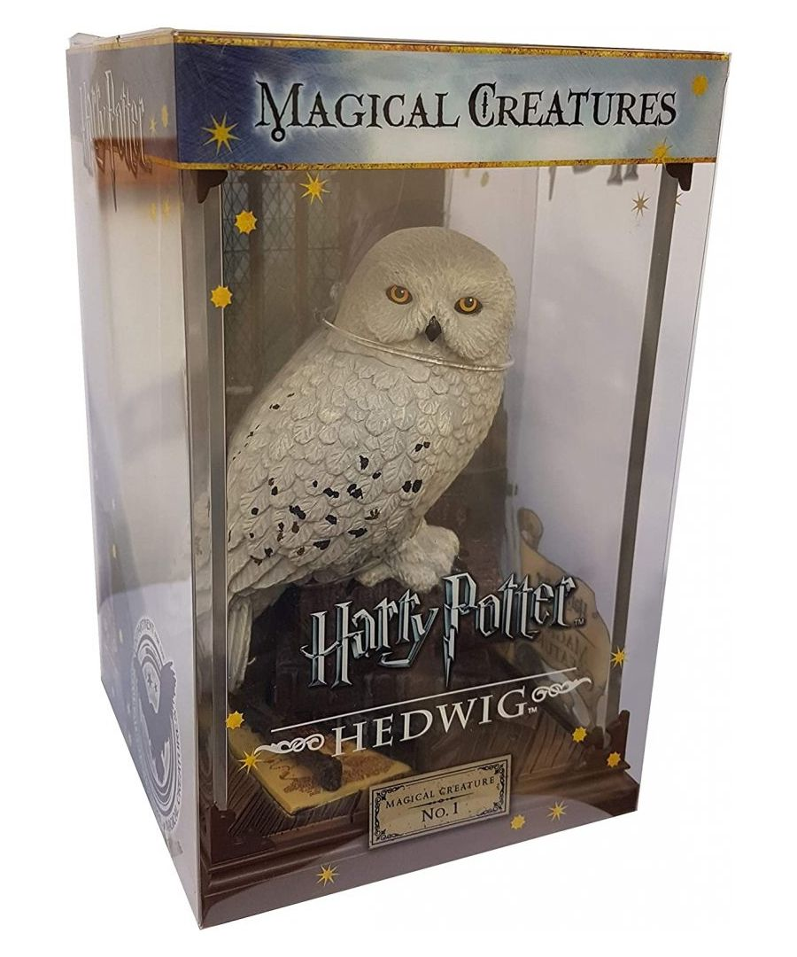 Image for Noble Collection Magical Creatures Hedwig