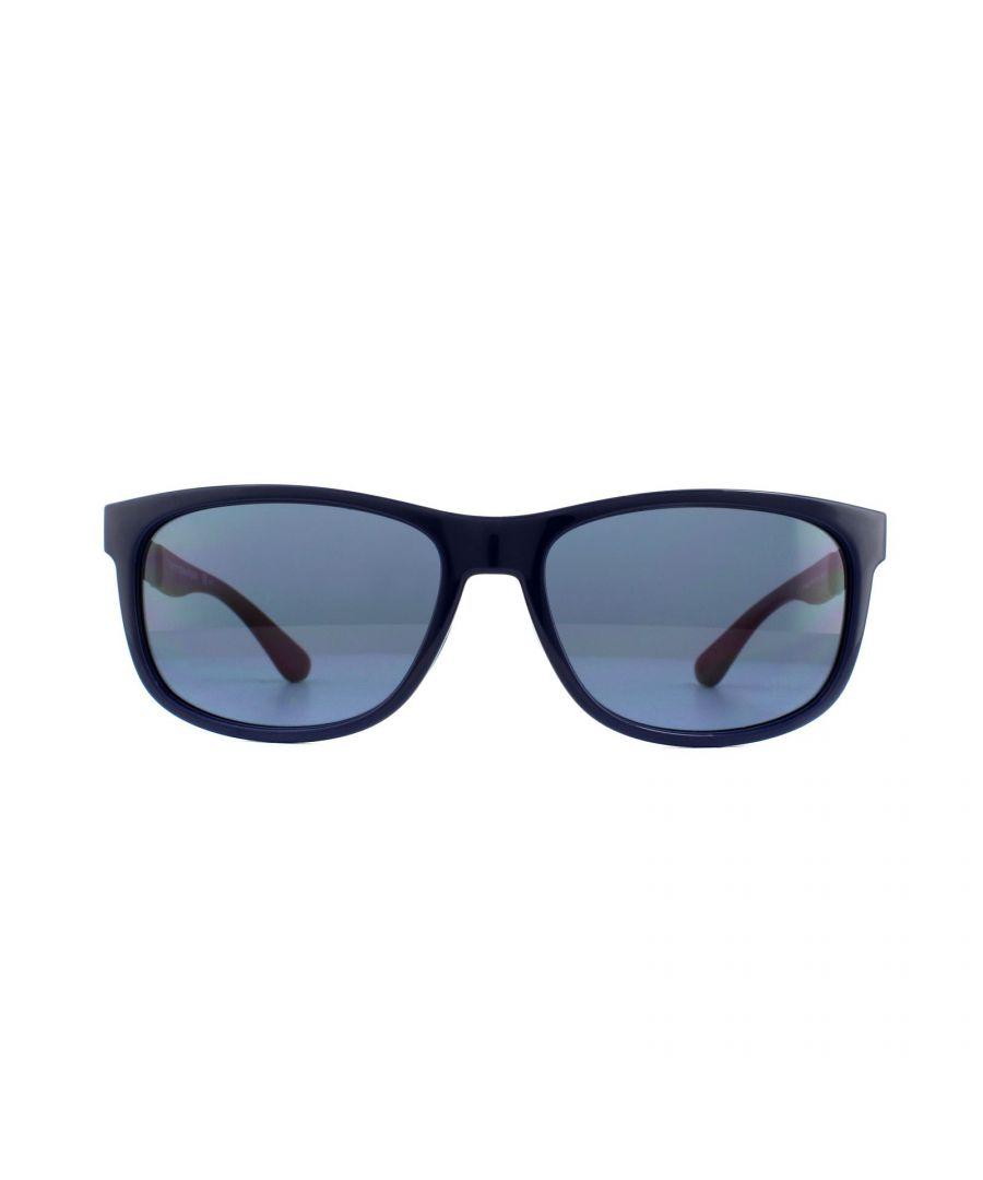 Image for Tommy Hilfiger Sunglasses TH 1520/S PJP KU Black Grey Blue