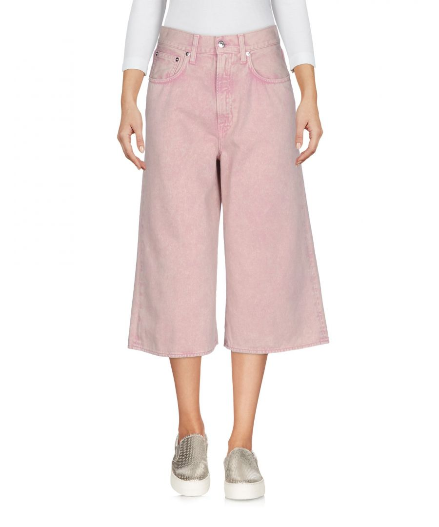 Image for (+) People Woman Denim cropped Cotton