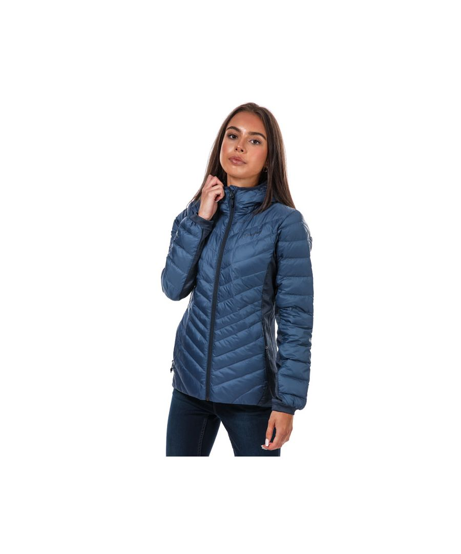Image for Women's Berghaus Tephra Stretch Jacket in Blue