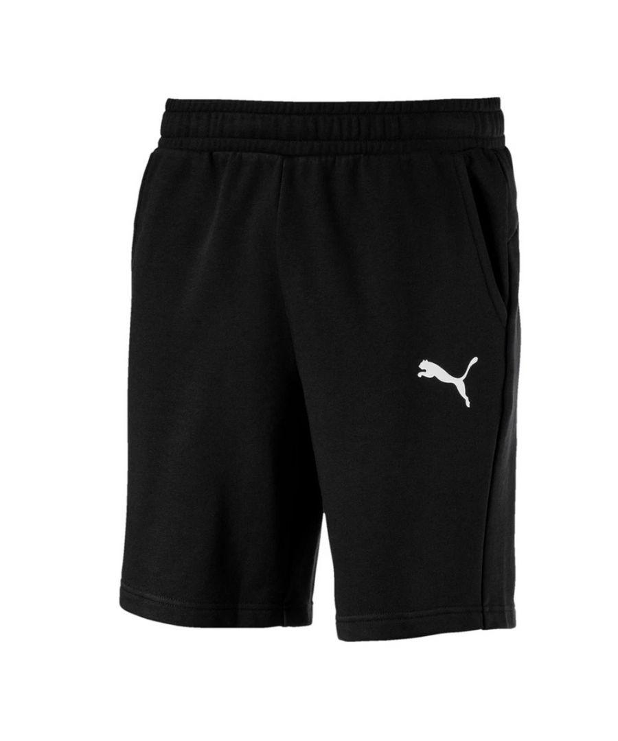 Image for Puma Essentials Mens Sweat Short Black - XL