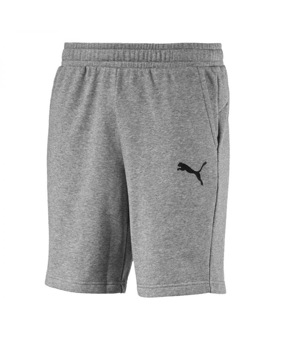 Image for Puma Essentials Mens Sweat Short Grey - XL