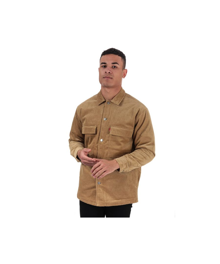 Image for Men's Levis Ofarrel Overshirt in Sand