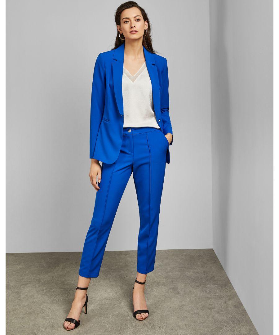 Image for Ted Baker Ariett Bright Tailored Trouser, Blue