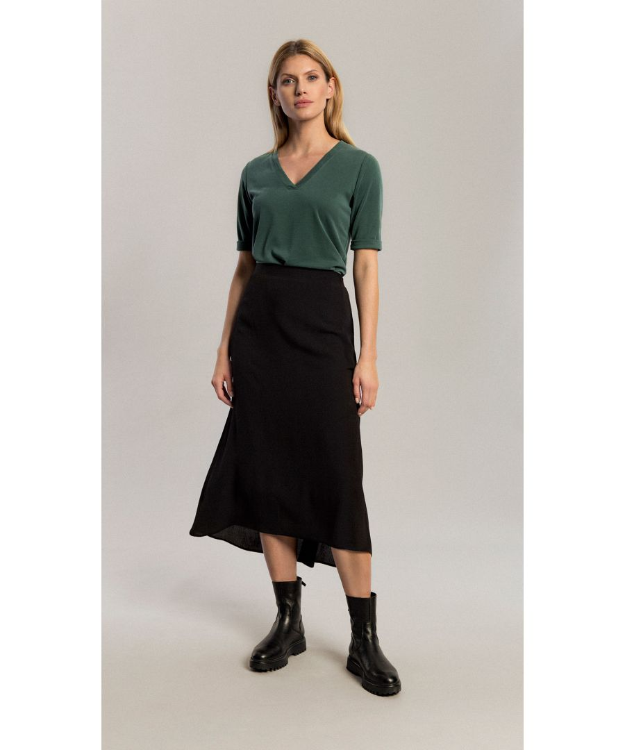 Image for Lauren Black Skirt