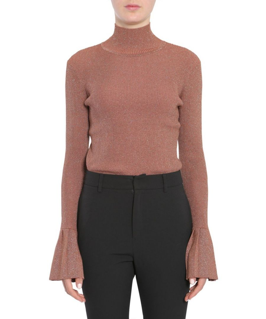 Image for CARVEN WOMEN'S 8301PU005361 BROWN VISCOSE SWEATER
