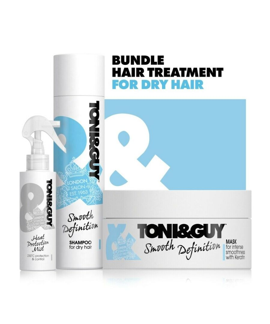 Image for Toni & Guy Dry Hair Regime Bundle