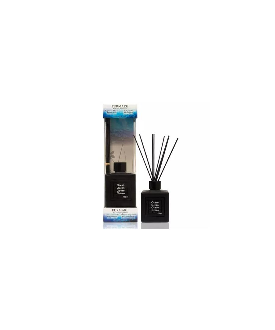 Image for Large Fragranced Reed Diffuser Ocean 170ml
