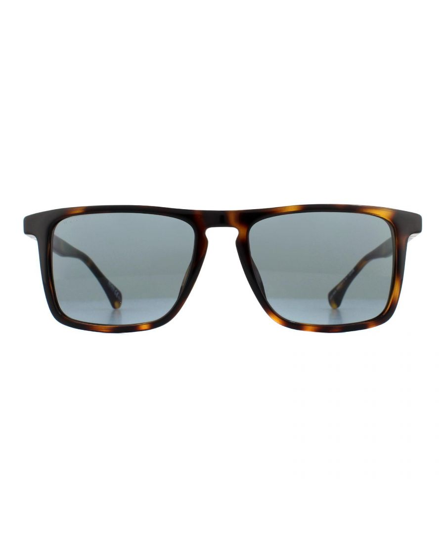 Image for Hugo Boss Sunglasses 1082/S 086 IR Dark Havana Grey
