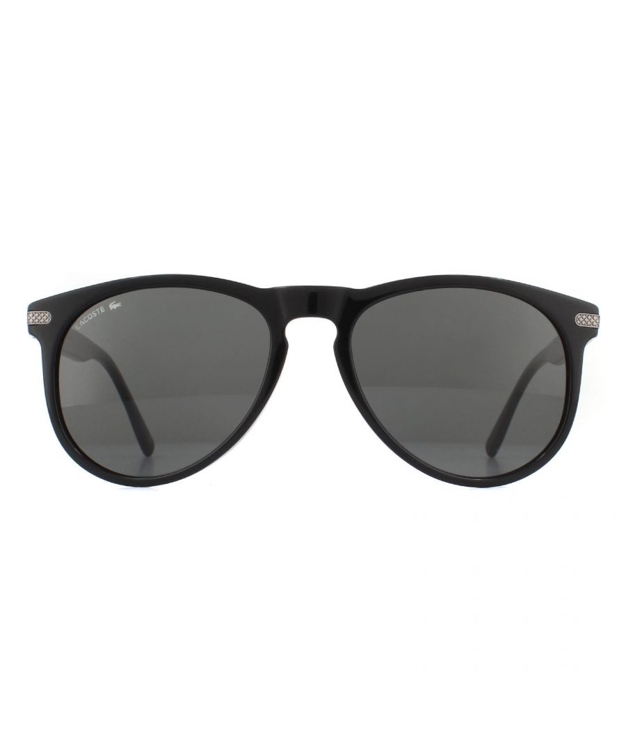 Image for Lacoste Sunglasses L897S 001 Black Grey