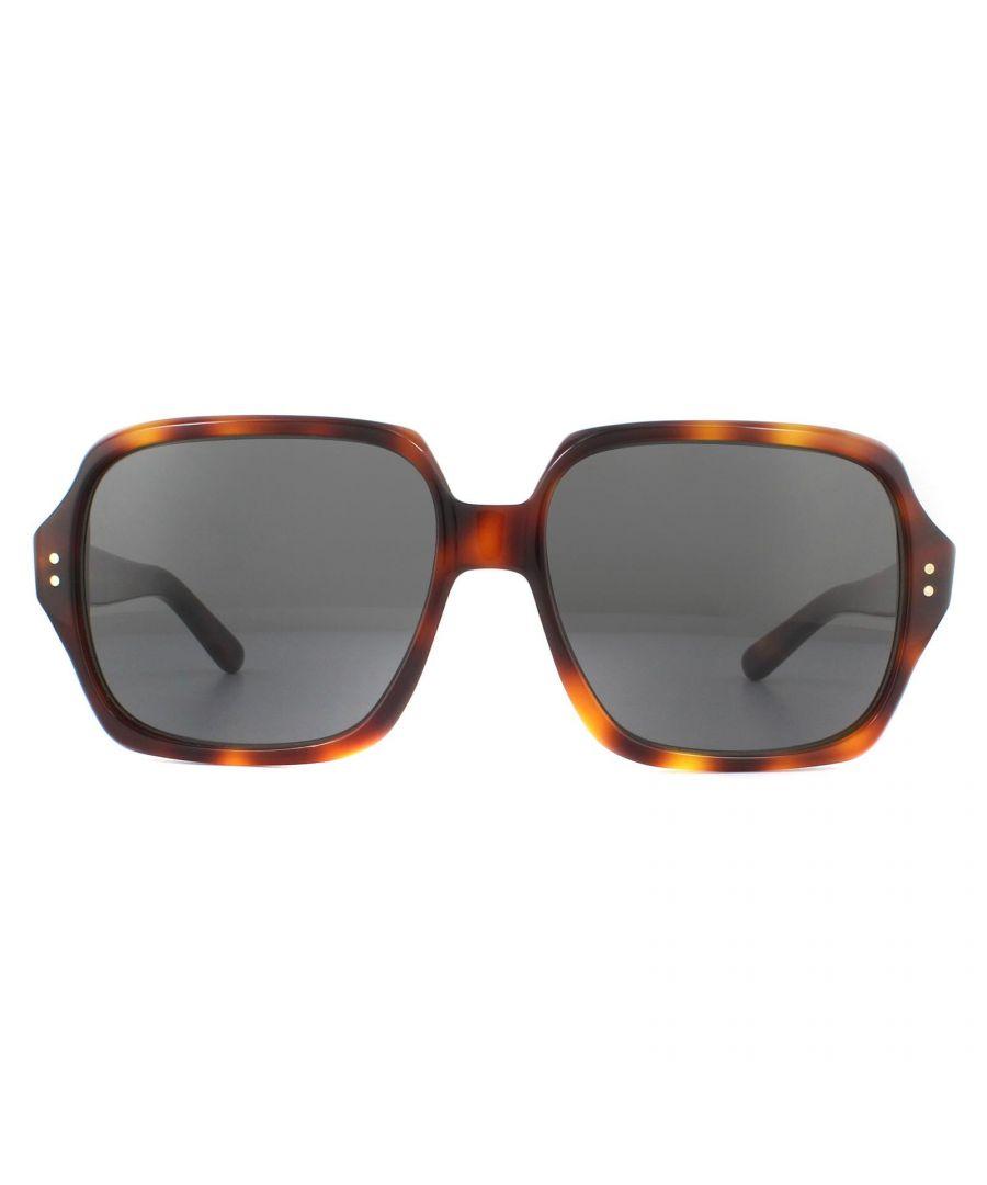 Image for Celine Sunglasses CL40074I 56A Havana Smoke