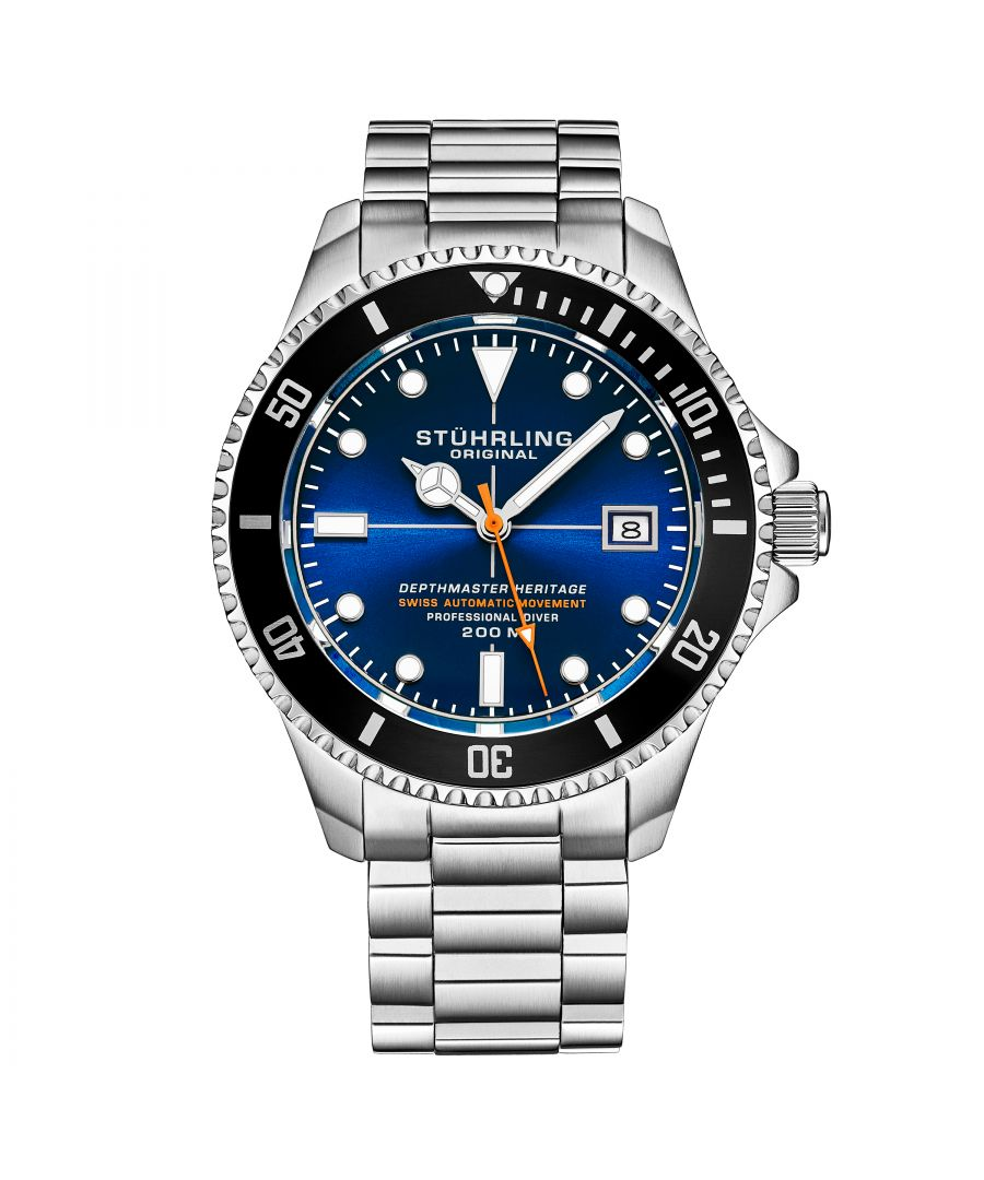 Image for Swiss Automatic Depthmaster Heritage  42mm Diver
