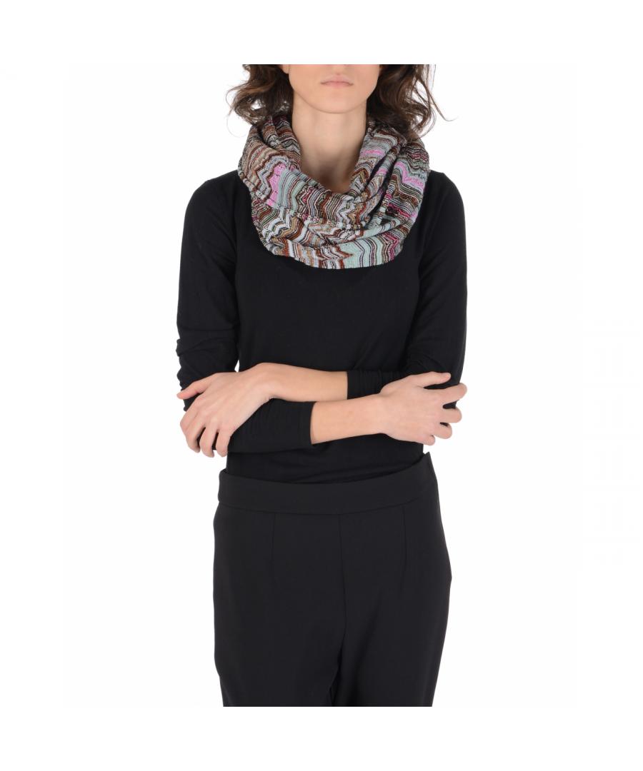 Image for Missoni Womens Neck Warmer Multicolor CO12WMD60990003